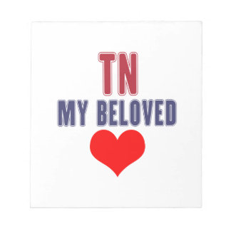 Tennessee my beloved notepad