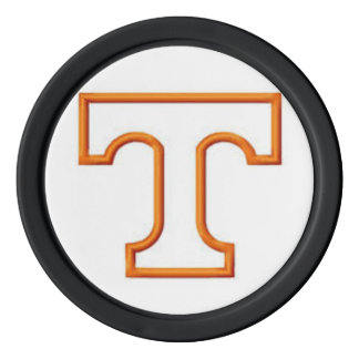 Tennessee poker chips