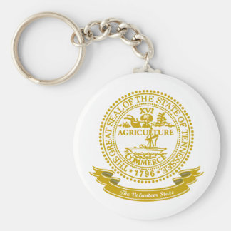 Tennessee Seal Key Ring