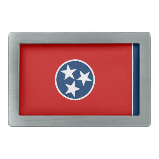 Tennessee State Flag Belt Buckle