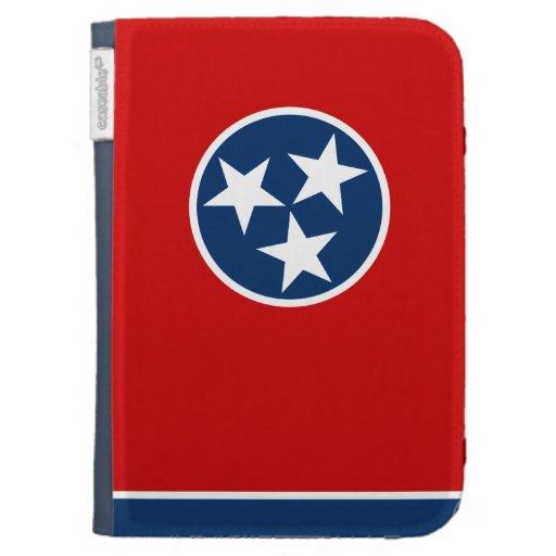 Tennessee State Flag Kindle Folio Case