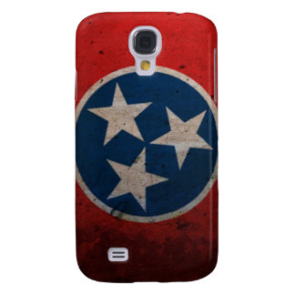 Tennessee State Flag Samsung Galaxy S4 Covers