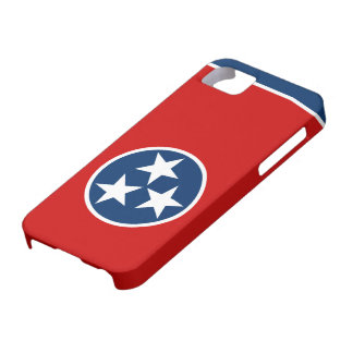Tennessee State Flag iPhone 5 Cover