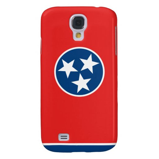 Tennessee State Flag  Samsung Galaxy S4 Cases