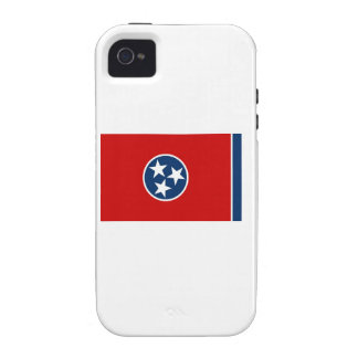 Tennessee State Flag Case-Mate iPhone 4 Case