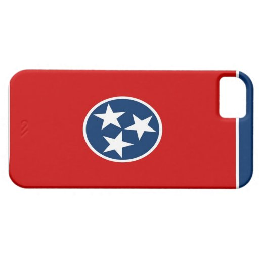 Tennessee State Flag iPhone 5 Cases