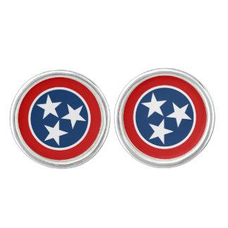 Tennessee State Flag Cufflinks