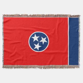 Tennessee State Flag Design Decor