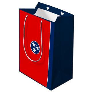 Tennessee State Flag Design Medium Gift Bag