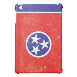 Tennessee State Flag Distressed iPad Mini Covers