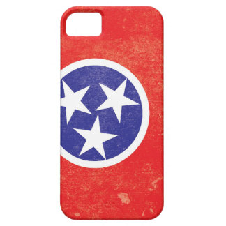 Tennessee State Flag Distressed iPhone 5 Cover