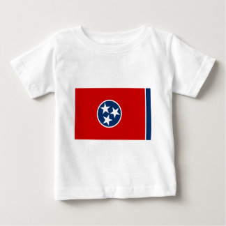 Tennessee State Flag Infant T-Shirt