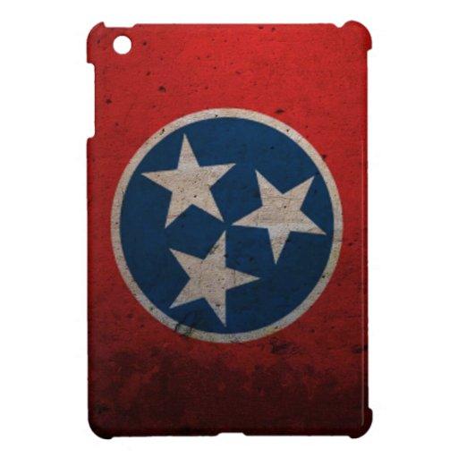 Tennessee State Flag iPad Mini Cases