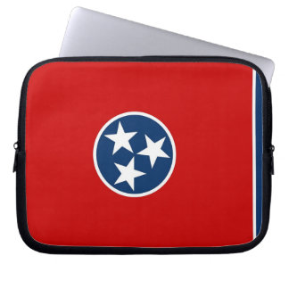 Tennessee State Flag Laptop Sleeve
