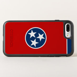 Tennessee State Flag OtterBox Symmetry iPhone 7 Plus Case