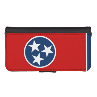 Tennessee State Flag Phone Wallet Cases