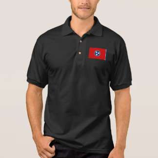 Tennessee State Flag Polos