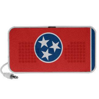 Tennessee State Flag Portable Speaker