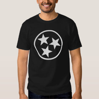 tennessee state flag tee shirt