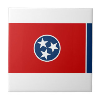 Tennessee State Flag Tile