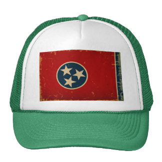 Tennessee State Flag VINTAGE Cap