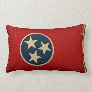 Tennessee State Flag VINTAGE Cushions