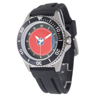 Tennessee State Flag Watch Design