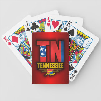 Tennessee (TN) Playing Cards