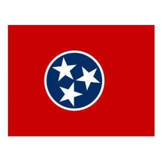 Tennessee United States flag Postcard