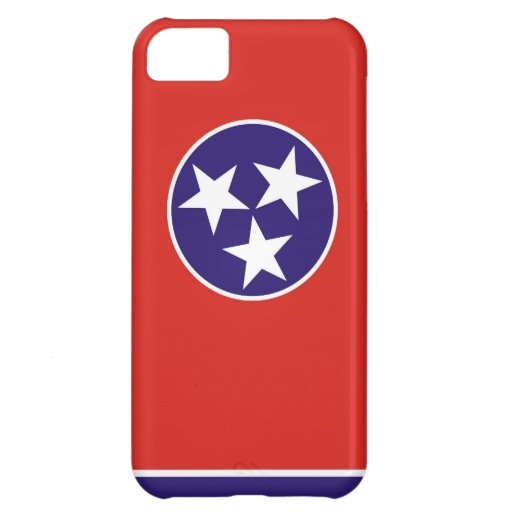 tennessee usa state flag case united america iPhone 5C cover