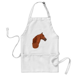 Tennessee Walking Horse 1 Adult Apron