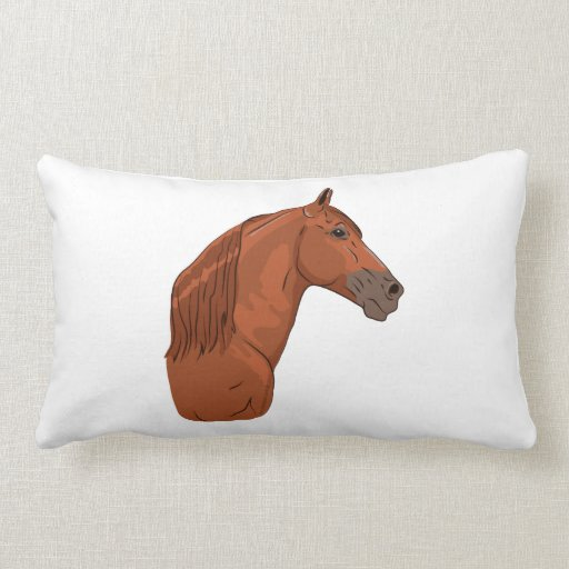 Tennessee Walking Horse 1 Pillow