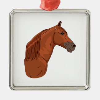 Tennessee Walking Horse 1 Ornament