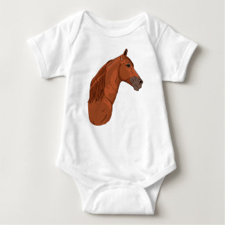 Tennessee Walking Horse 1 Infant Creeper