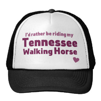 Tennessee Walking Horse Trucker Hat