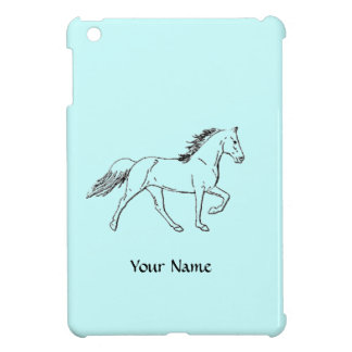 Tennessee Walking Horse Case For The iPad Mini