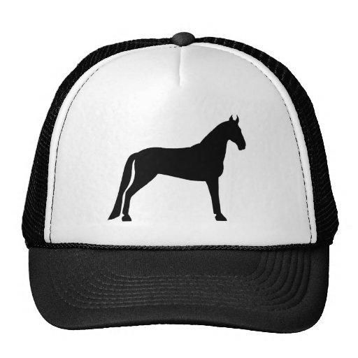 Tennessee Walking Horse Trucker Hats