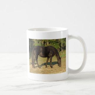 Tennessee Walking Horse Classic White Coffee Mug