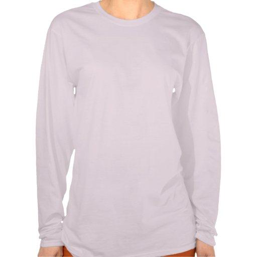 Tennessee Walking Horse Purple Coneflower Field Tshirt