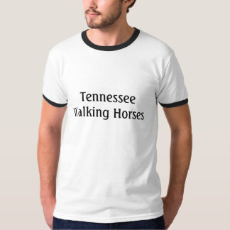 Tennessee Walking Horse Tee Shirts