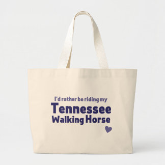 Tennessee Walking Horse Canvas Bag