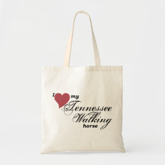 Tennessee Walking Horse Budget Tote Bag