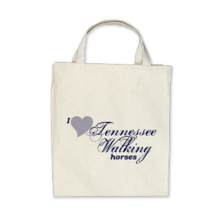 Tennessee Walking Horses bag