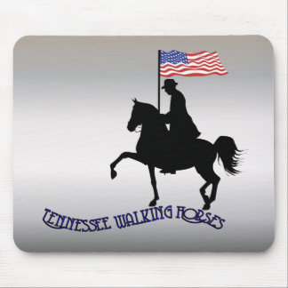 Tennessee Walking Horses Mouse Pad