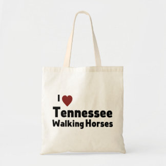Tennessee Walking Horses Budget Tote Bag