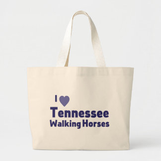 Tennessee Walking Horses Tote Bags
