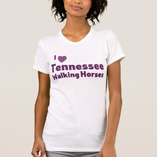 Tennessee Walking Horses T-shirts