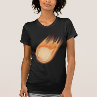 tennis ball fire T-Shirt