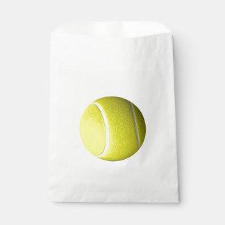 Tennis Ball Sport Theme Favour Bags