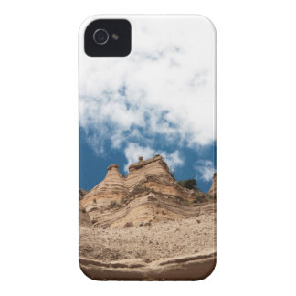 Tent Rocks Mountains New Mexico iPhone 4 Covers
